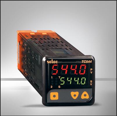 Selec TC544A Temperature Controller