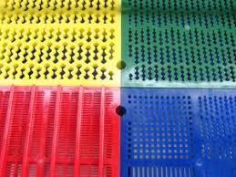 Polyurethane Modular Screen Panel