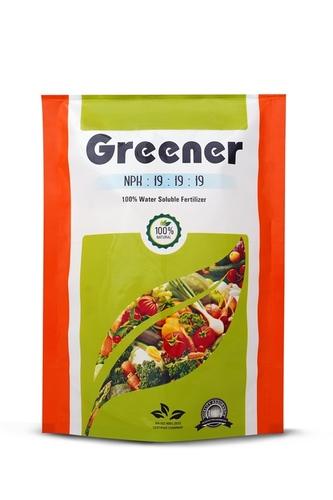 Greener Water Soluble Fertilizer
