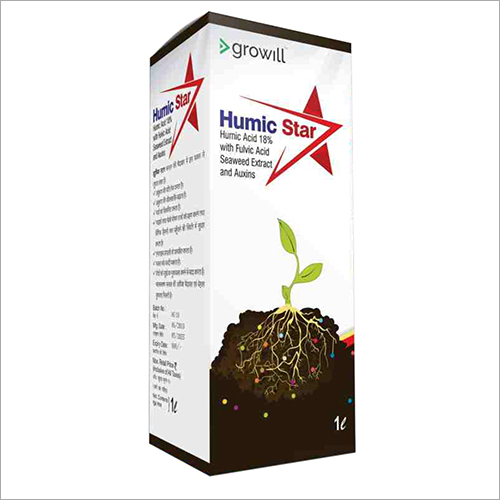 Humic Acid with Seawed Extract