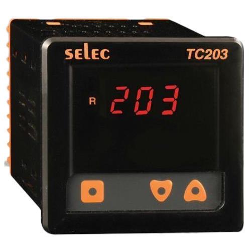 Selec TC203AX Temperature Controller