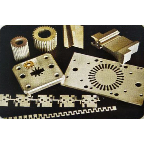 Precision Machine Parts