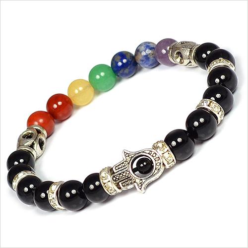 7 Chakras  Bracelet