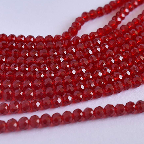 Maroon Color Beads Lines