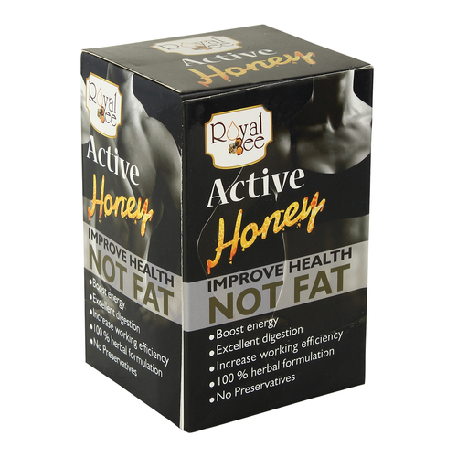 Active Honey