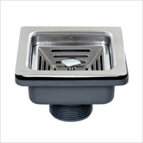 Stainless Steel Square Sink Drain Coupling