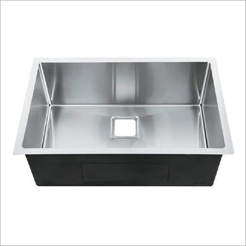 Single Bowl Matt Finish Stainless Steel Sink