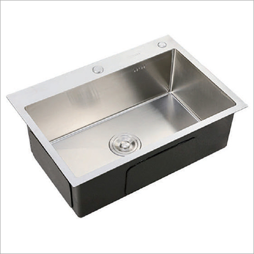 Matt Finish Stainless Steel Sink