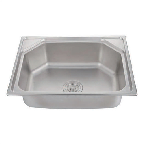 Single Bowl Electroplating Finish Sink