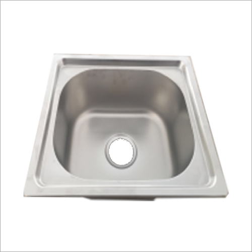 Electroplating Finish Single Bowl Sink