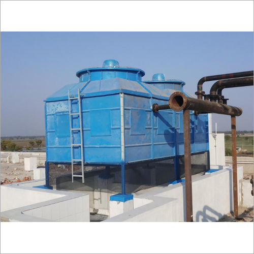 Square Multi Cell Cooling Tower
