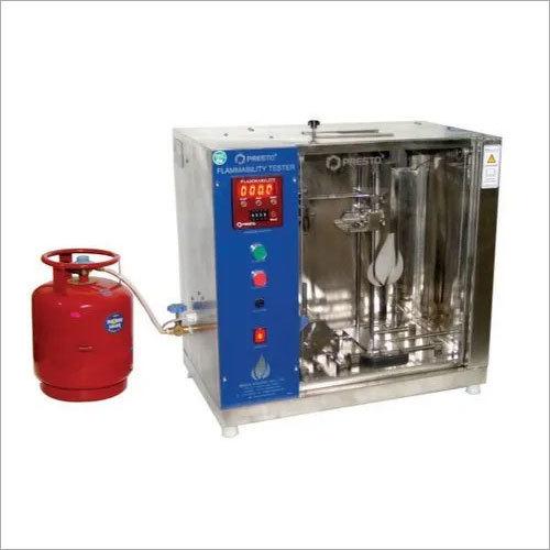 Flamability Test Apparatus