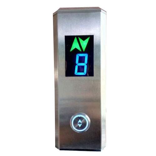 Elevator LED Control Panel