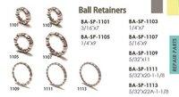 Bottom Bracket Ball Retainers