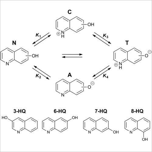 D1 10DO Hydroxy Quinoline