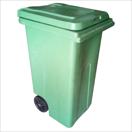 120 Liter with Wheel Waste Container and Dustbin