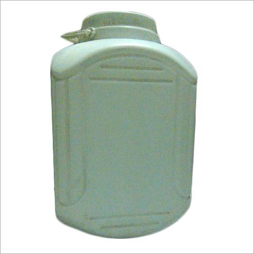 5 Ltr Full Open Top HDPE Jar