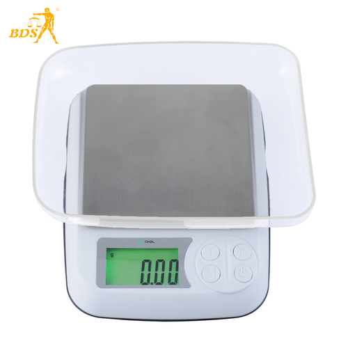 BDS-DM3 Series Digital Kitchen Scale Accuracy: 0.01g/0.1g gm