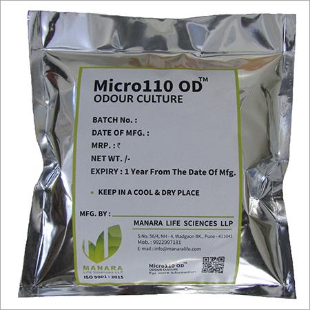 Micro 110 OD Odour Culture