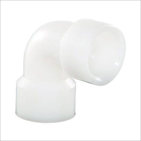 90 Degree PP High Purity Elbow