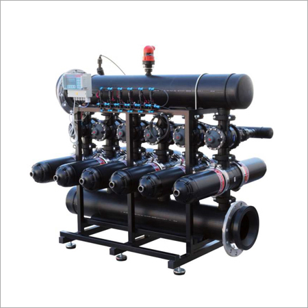Automatic Filtration Station