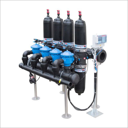 Semi Automatic Filtration Station