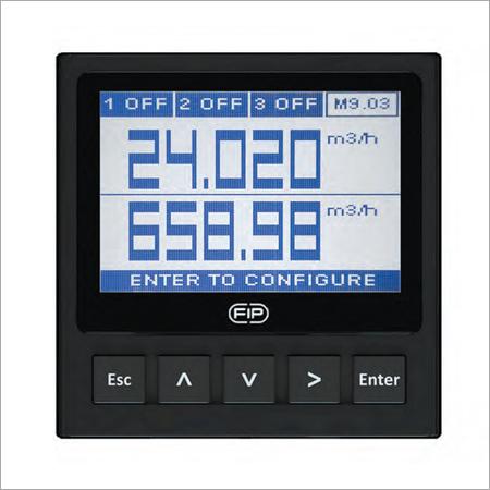 Dual-Parameter Flow Monitor and Transmitter