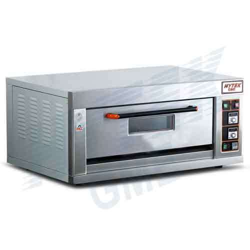 Single Deck Oven With Single Tray