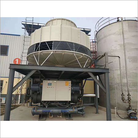 Cooling Tower Water Chiller