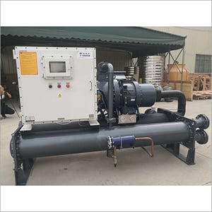 Water Cooling Water Chiller