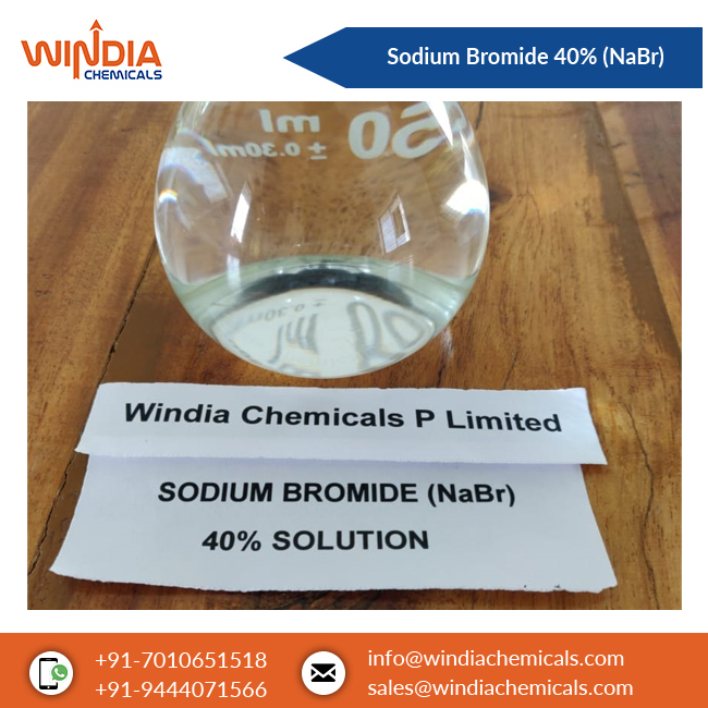 Sodium Bromide (NaBr) 40% Solution