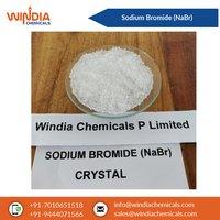 Sodium Bromide (NaBr) Large Crystal