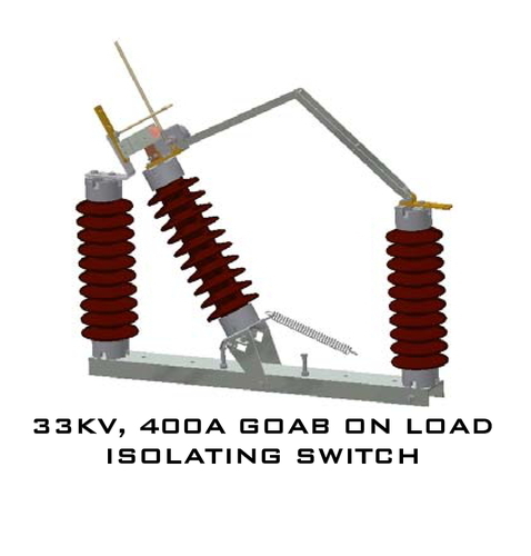 33KV 400A On Load AB Switch