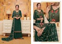 New Heavy Palazzo Salwar Suit