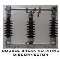 Double Break Rotating Disconnector