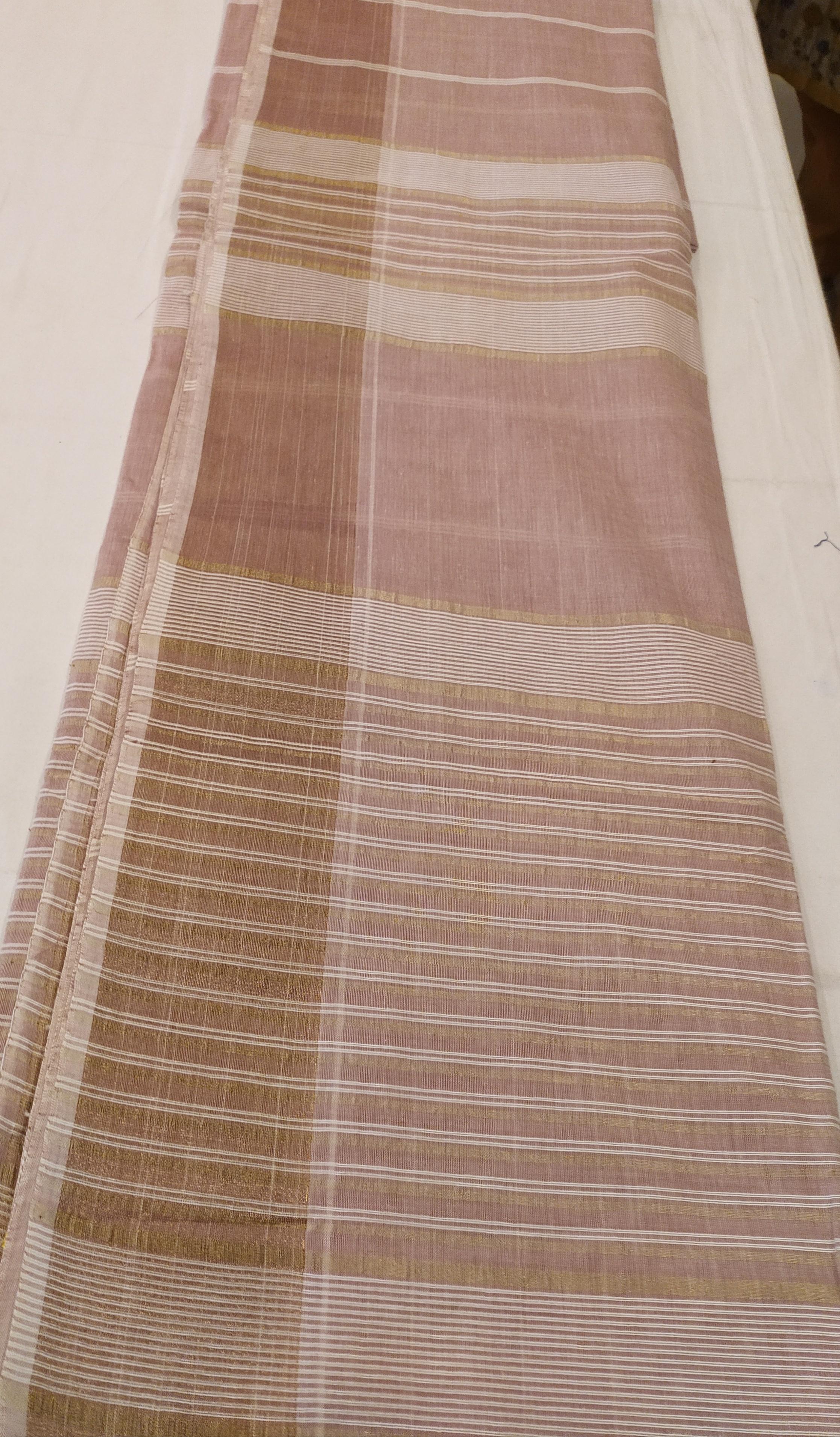 Negamam Cotton saree