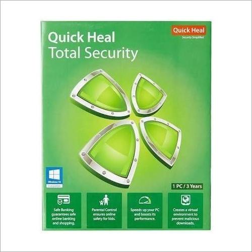 Quick Heal 1PC 3 Year Antivirus
