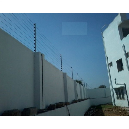 Domestic Solar Fence