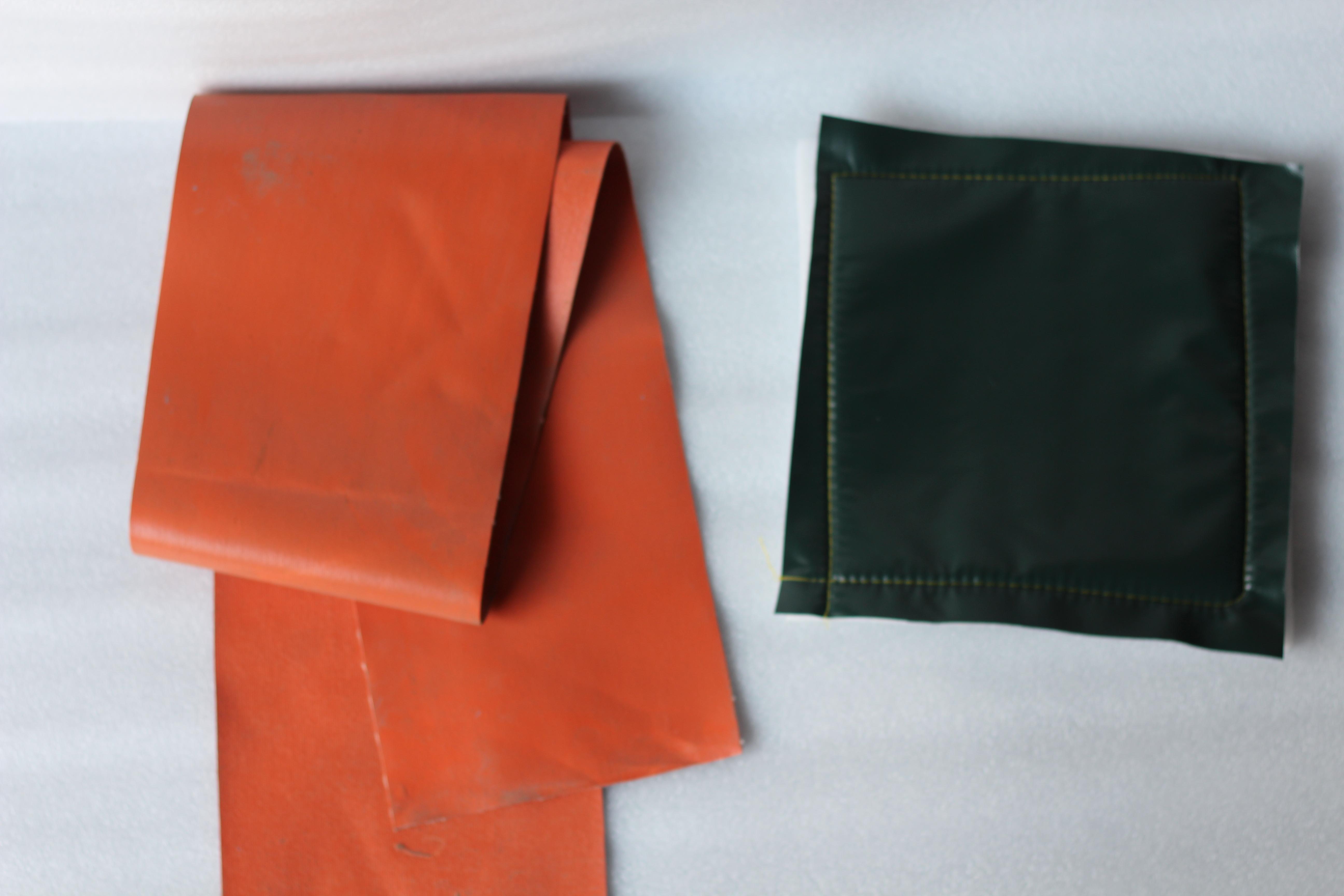 Fire Resistant Waterproof Tarpaulin