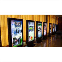Poster Scrolling Display Board