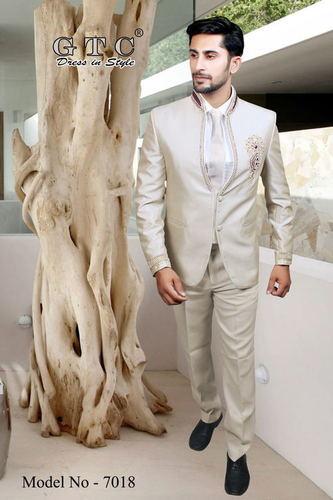 7018 Exclusive Beaded Suit