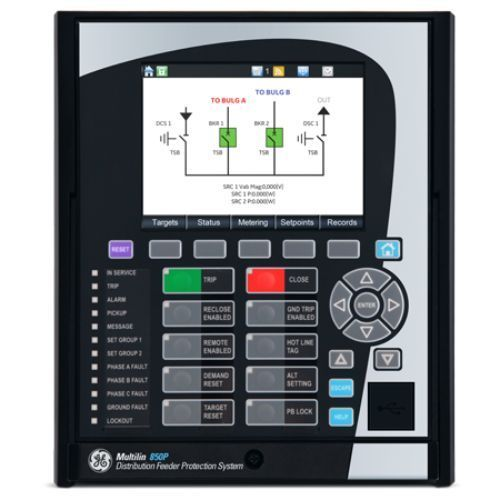 Multilin 850 Innovative feeder and bay controller in one box