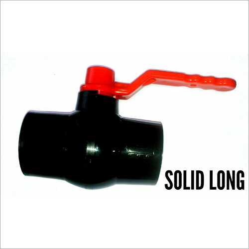 Solid Long Ball Valve