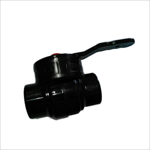 Solid Single Piece Ball Valve