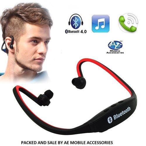 Wireless Bluetooth BS19C in-Ear Sports Headset