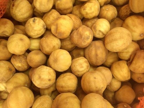 Yellow Dry Lemon