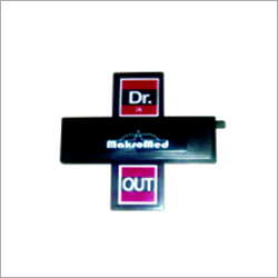 Doctor In And Out Display Board