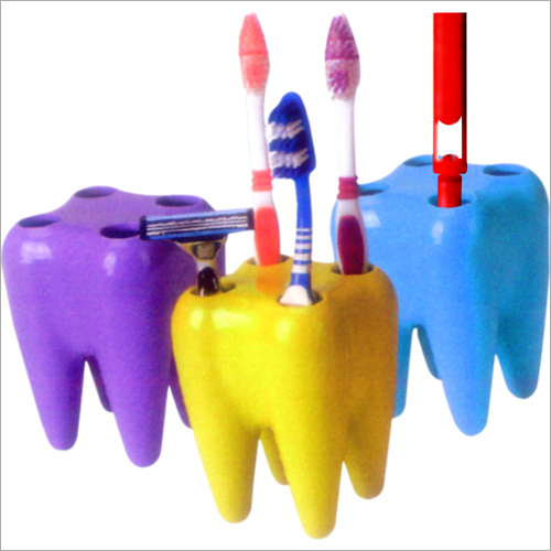 Dental Shaped Toothbrush Stand