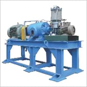 Rotary Sliding Vane Compressors