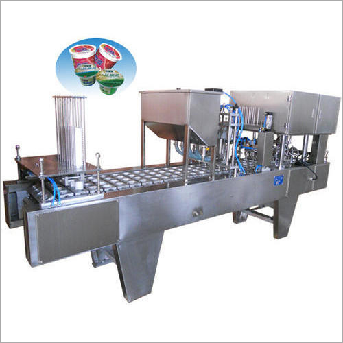 Jam Packaging Machine
